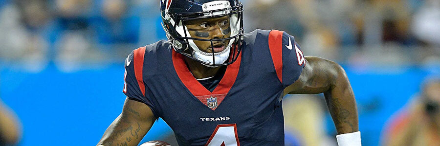DeShaun Watson and the Texans should be your pick for NFL Week 11.