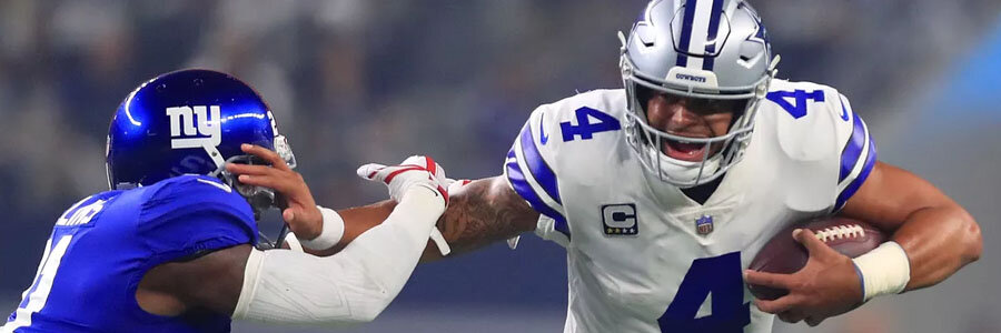 Giants vs Cowboys 2019 NFL Week 2 Spread & Expert Pick.