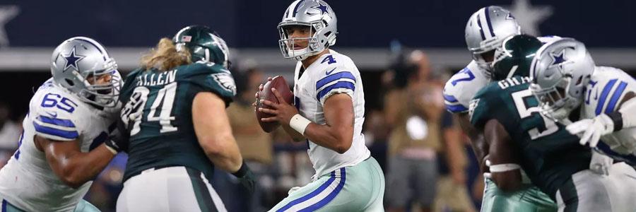 2018 NFL Preseason Week 1 Betting Preview.
