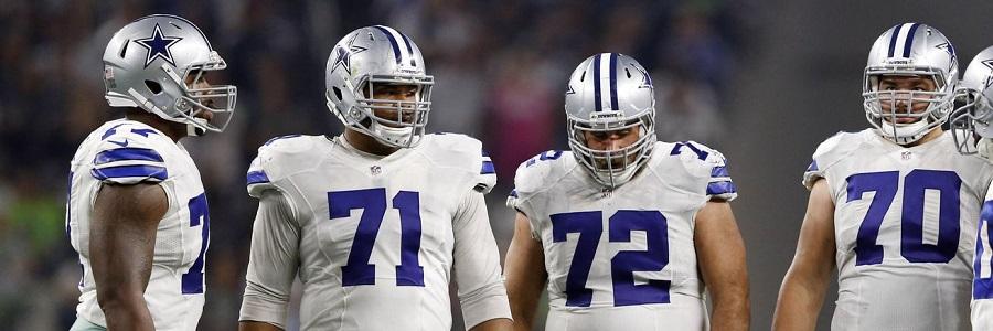 Dallas Cowboys 2016 Season Win Total Prediction