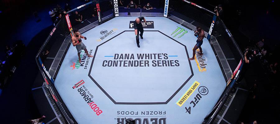 Dana White's Contender Series 38 Betting Analysis