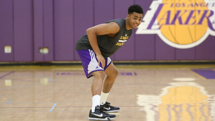 D'angelo Russell 2015