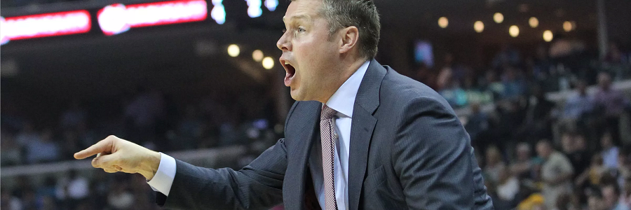 Dave Joerger - NBA Betting Report: Coaches on the Hot Seat