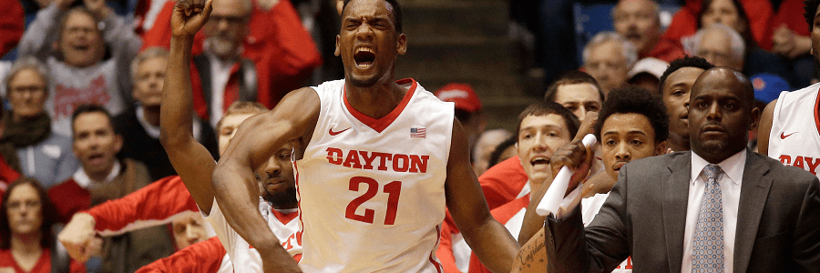 Dayton will look to get the first of two wins vs Rhode Island in their season bouts.