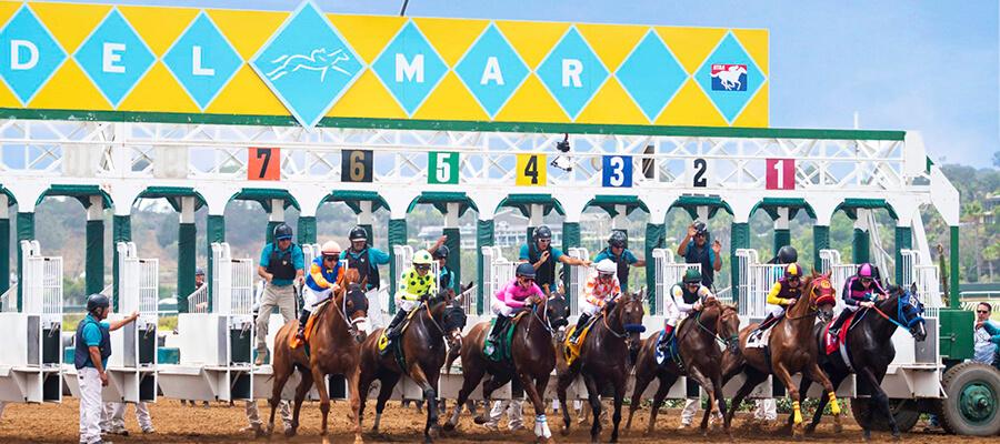 Del Mar Racetrack Horse Racing Odds & Picks for Saturday, August 8