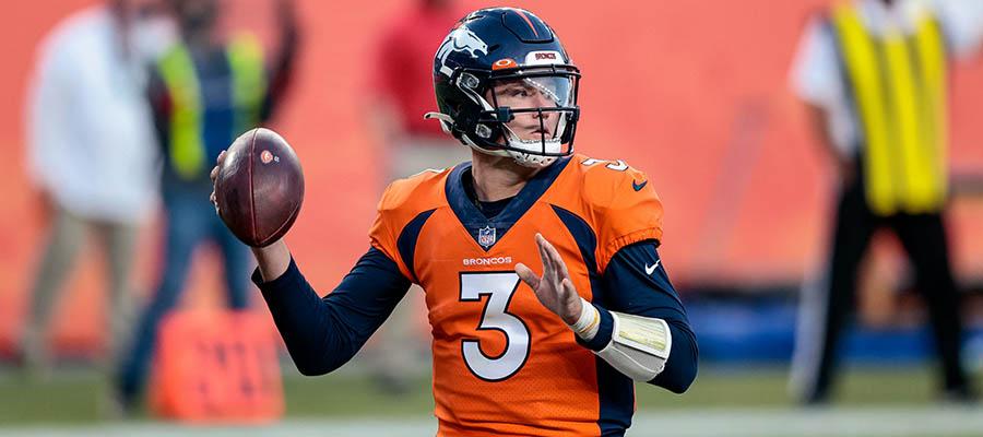 Denver Broncos 2021 NFL Calendar Betting Predictions