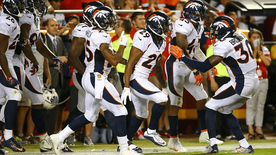 The Broncos defense are not a walk in the park to get through.