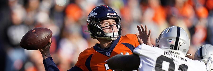 Denver Broncos NFL Odds After Free Agency Week 1