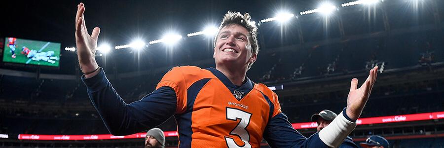 Denver Broncos SB Odds & Analysis After Draft
