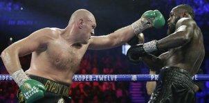 Deontay Wilder Vs Tyson Fury 3 - Boxing Lines