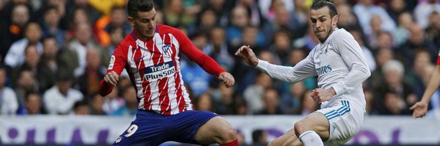 Atletico Madrid vs Real Madrid La Liga Odds & Game Preview.