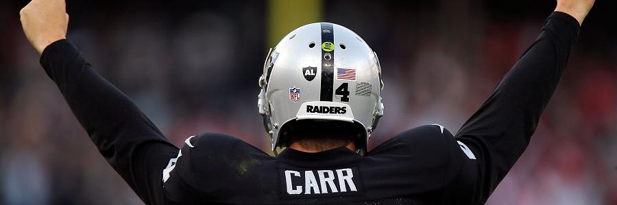 Derek Carr Raiders