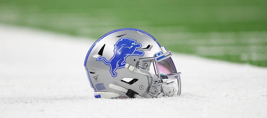 Detroit Lions 2021 NFL Calendar Betting Predictions