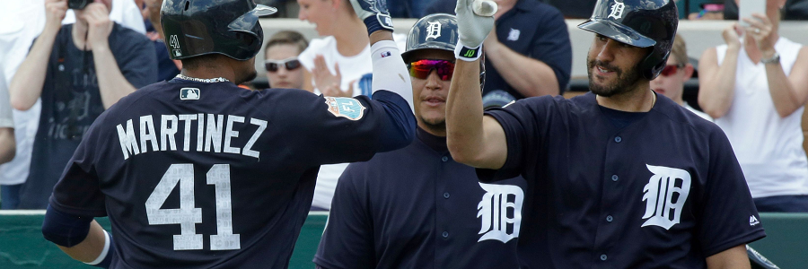New York Yankees @ Detroit Tigers MLB Lines Preview