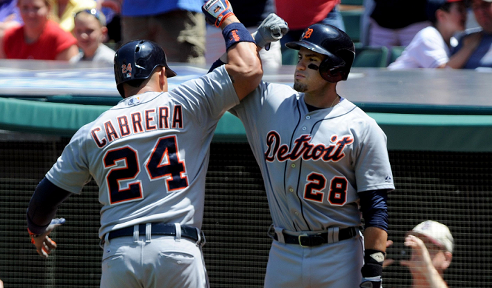 Detroit Tigers vs Chicago Cubs