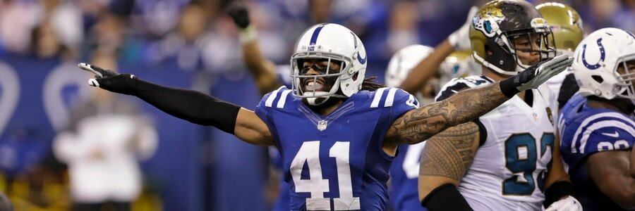 The Colts have a high-powered offense, but still only went 9-7-0 O/U last NFL Preseason, taking them to 26-24-1 over the past 3 years.