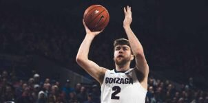 Division I College Basketball Rankings Gonzaga Leads Top 25