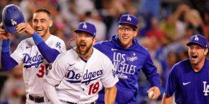 Dodgers vs Giants MLB