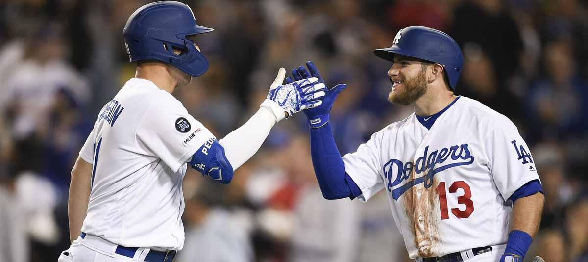 Dodgers vs. Phillies
