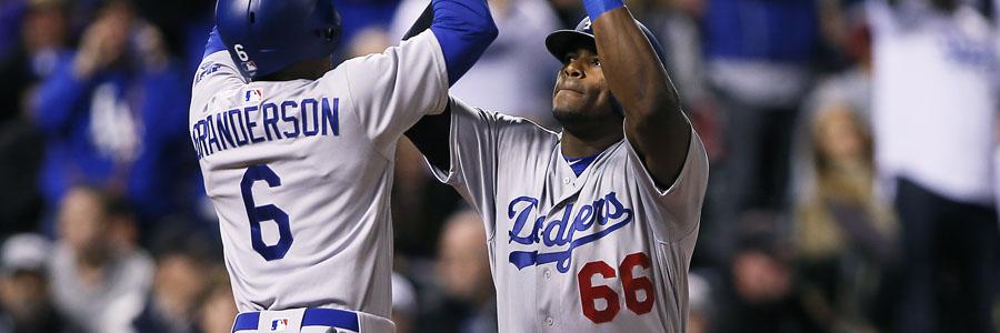 Dodgers vs Diamondbacks MLB Lines & Game Preview.