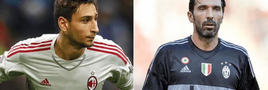 Donnammura-and-Buffon-Soccer-Odds