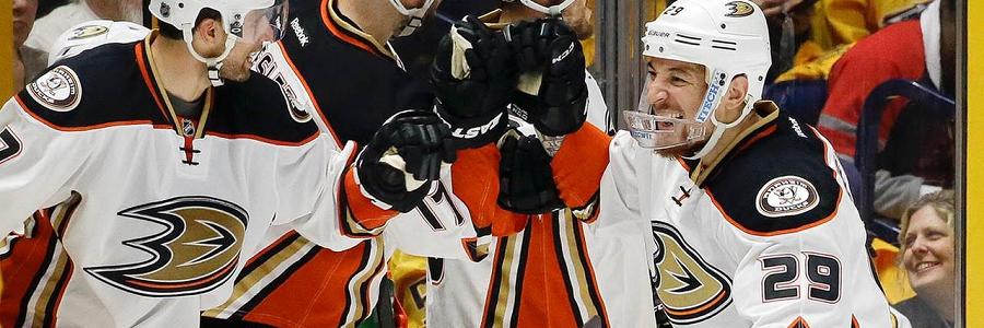 Anaheim vs Nashville NHL Playoffs Game 7 Odds Guide