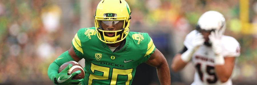 Oregon looks like a good College Football Week 7 betting pick.