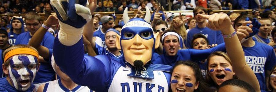 College Basketball Odds & Game Preview: Evansville vs. Duke
