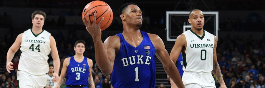 North Carolina vs Duke is one of the NCAAB Classics.