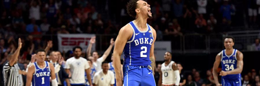 Duke vs North Carolina NCAAB Odds, Preview & Expert Pick