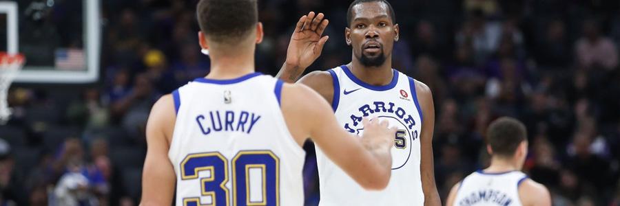 Nuggets vs Warriors NBA Week 21 Odds & Expert Prediction.