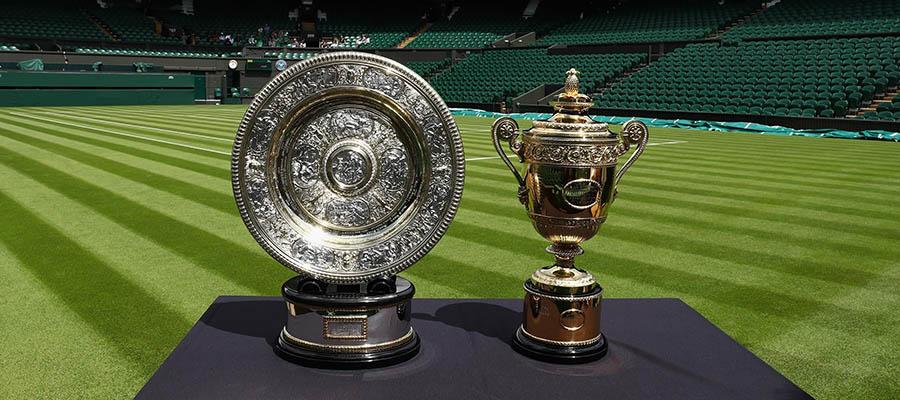 Early ATP & WTA 2021 Wimbledon Betting Odds
