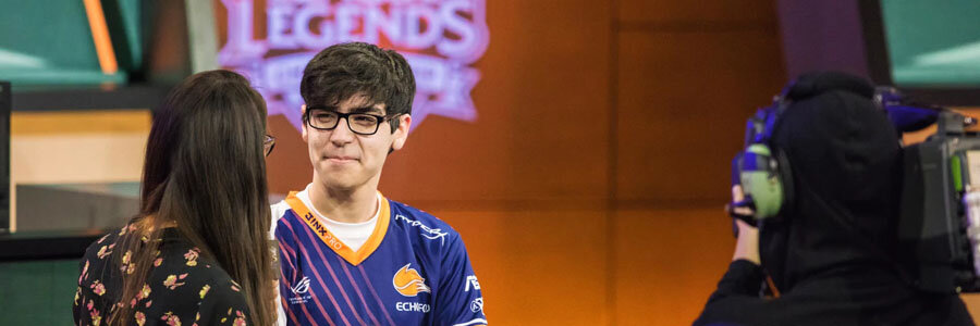 Echo Fox is one of the eSports Betting favorites week after week.
