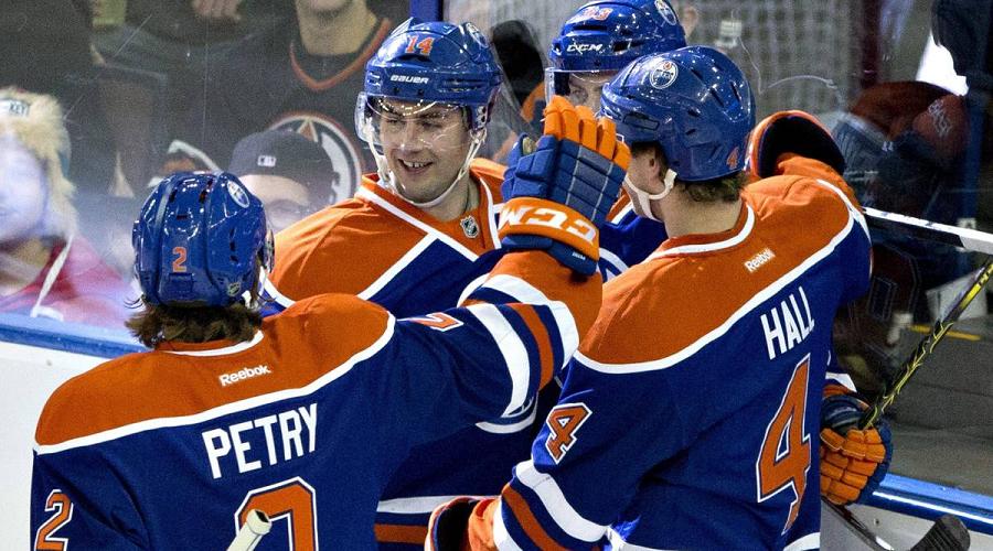 Edmonton Oilers NHL Team