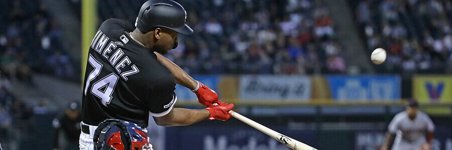 Eloy Jimenez MLB Awards Odds & Analysis For 2020 Season