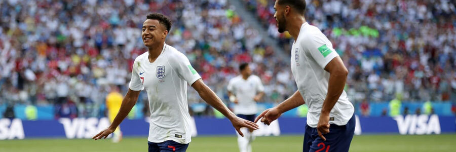 England is one of the 2018 World Cup Betting favorites to win it all.