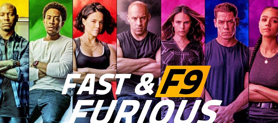 Entertainment Betting News: F9 Opening Weekend Rejuvenates Movie Theatre Chains
