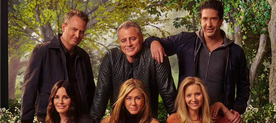 Entertainment Betting News: Friends Reunion Show Props Odds