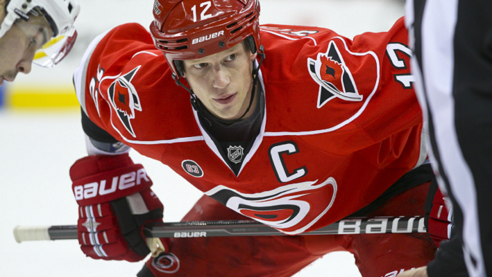 Eric Staal Hurricanes