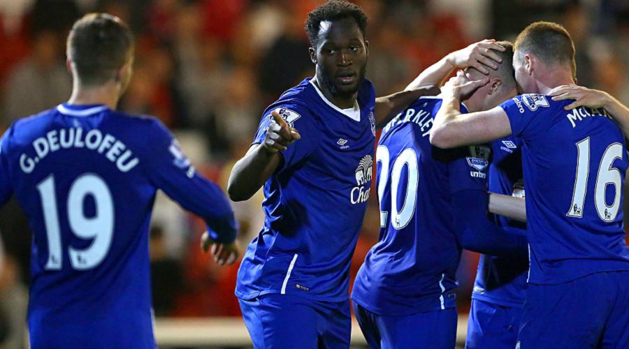 Everton Wins