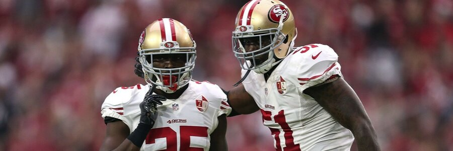The 49ers are a longshot pick to win the NFC West Division this season.