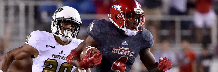 FAU is a huge favorite to win the 2017 Conference USA Championship Game.