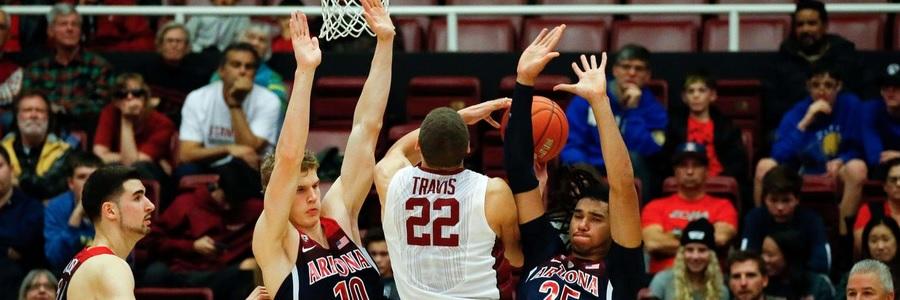FEB 07 - Stanford At Arizona Odds, Free Pick & TV Info