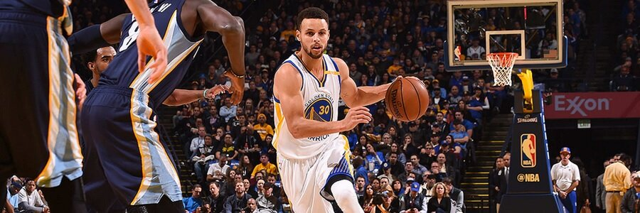 FEB 10 - Golden State At Oklahoma City Spread, Expert Pick & TV Info