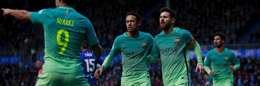 FEB 13 - Barcelona At Paris Saint-Germain Free Pick, Prediction & TV info