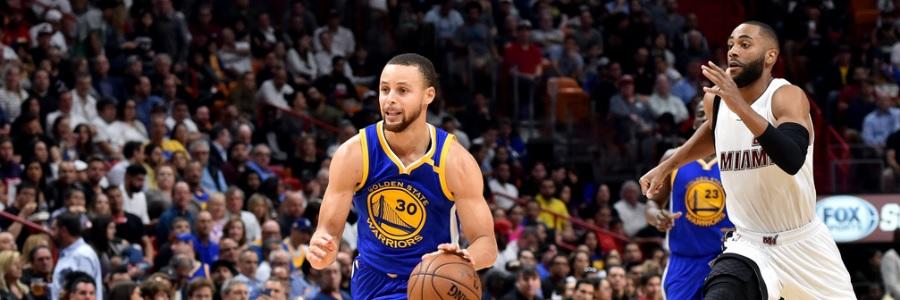 FEB 14 - 2017 NBA Championship Odds Update