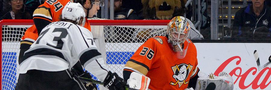 Anaheim vs Edmonton NHL Odds