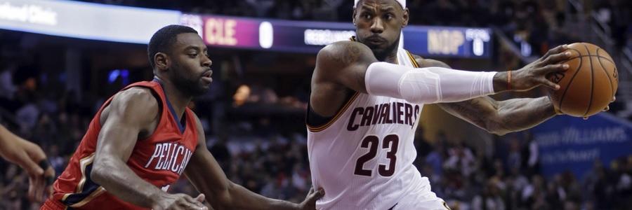 FEB 15 - Mid-Season Betting Predictions For 2017 NBA Championship
