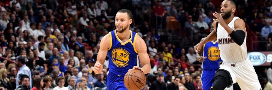 FEB 21 - 2017 NBA Championship Odds Update