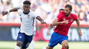 FIFA World Cup Qualifiers - CONCACAF Games To Bet On: USA vs Costa Rica Wednesday's Top Match